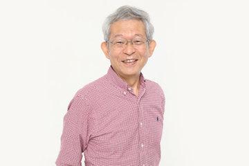 有馬悦郎先生の画像